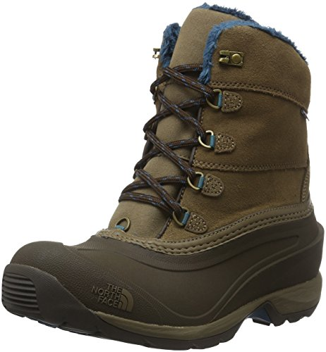 North Face W Chilkat Iii Scarpe da Camminata, Donna, Multicolore (Marrone/Cubbrn/Mdtrrngn), 39