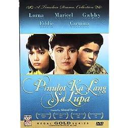 Pinulot ka lang sa lupa - Philippines Filipino Tagalog DVD Movie