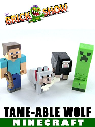 Minecraft Mining Steve Figure Review