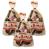 安室のさーたーあんだーぎー【黒糖味(5個入)】×3袋セット ランキングお取り寄せ