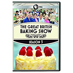 Great British Baking Show Season 3