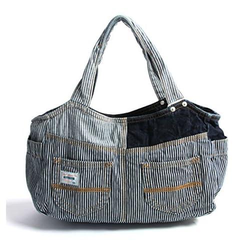 (ベティスミス) Betty Smith ガチャトートバッグ 鞄 Free H.ヒッコリー BKOMO-2