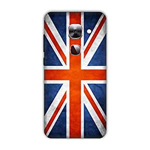 HAPPYGRUMPY DESIGNER PRINTED BACK CASE for LeEco Le Max 2