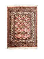 RugSense Alfombra Kashmir Marrón/Multicolor 144 x 99 cm