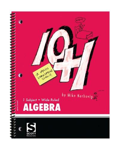 American Educational 60 Pages Ten Plus One A Math Enrichment Program Algebra Book (Math Programs Algebra compare prices)