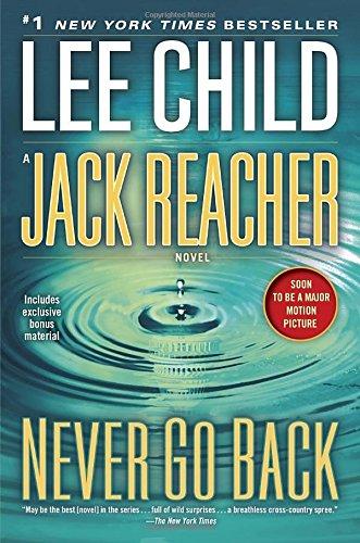 Jack Reacher: Never Go Back ISBN-13 9780399593253