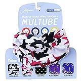JUQUE(ジュクー)MULTUBE~マルチューブ  SUMMER CAMO/PINK フリーサイズ MTJ-001