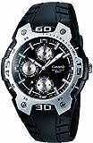 CASIO (カシオ) 腕時計 スポーティデザインウォッチ MTR-302-1A1JF メンズ