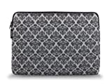 "Lavolta Motif Designer Pattern Laptop Sleeve Case Bag Skin for up to 15.6"" Notebook fits Toshiba Satellite Pro A100 A120 A200 A300 A300D C650 C650D L20 L300 L300D L40 L450 L450D L500 - Soft Neoprene"