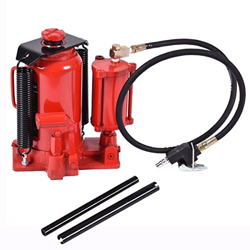 Goplus 20T Ton Air Hydraulic Bottle Jack 40,000lb Heavy Duty Auto Truck Repair Lift New (20 Ton Air Jack compare prices)