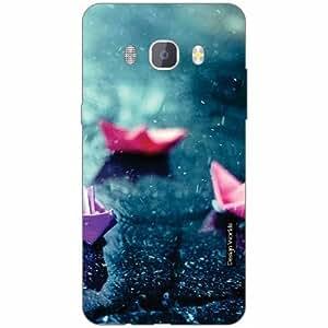 Design Worlds - Samsung J5 new edition 2016 Designer Back Cover Case - Multic...