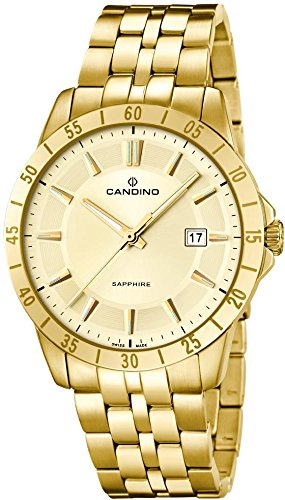 Candino Elegance Mens Wristwatch Classic & Simple