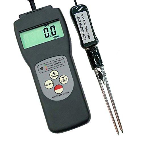 Landtek Instruments Grain Moisture Handheld Digital Tester Meter - 1