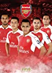 Official Arsenal 2016 A3 Wall Calendar
