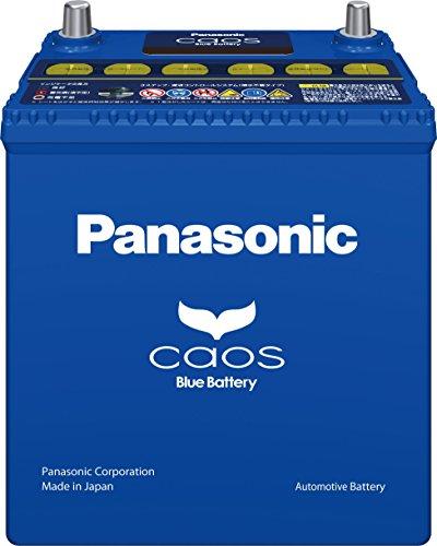 Panasonic ( パナソニック ) 国産車バッテリー Blue Battery カオス 標準車用 C6 N-80B24R/C6