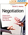 Negotiation: Closing Deals, Settling...