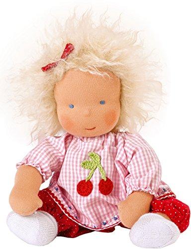 Käthe Kruse 38025 - Waldorfbaby Puppe, Mia,