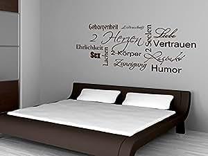 Schlafzimmer Deko Ideen Wand ~ Raum Haus Mit Interessanten Ideen Schlafzimmer Deko Ideen Wand