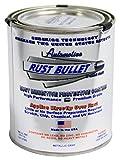 Rust Bullet RBA49 Automotive Rust Inhibitor Paint, 1/4 Pint Metal Can, Metallic Gray