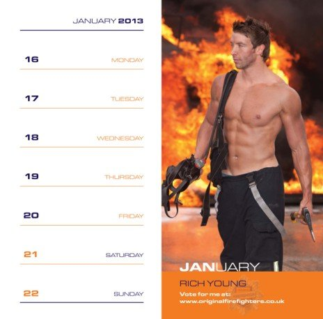 Firefighters 2013: Diary: Slim