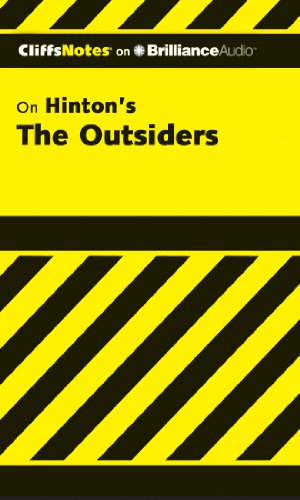 The Outsiders (Cliffs Notes Series)