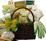 Delight Expressions™ Garden Tools and Goods Tote - A Mother's Day or Birthday Gourmet Gift Basket
