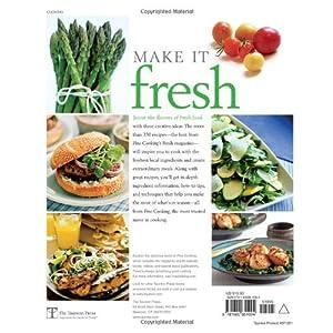 Fine Cooking Fresh: 350 R Livre en Ligne - Telecharger Ebook