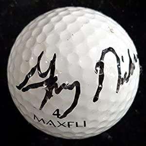 Gary Nicklaus Autographed Maxfli Golf Ball PSA DNA #Q18934