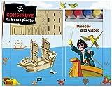 Construye Tu Barco Pirata (Libro Juego)