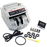 HFS Bill Money Counter Worldwide Currency Cash Counting Machine UV & MG Counterfeit