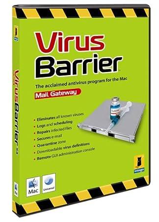 Intego VirusBarrier (Mail Gateway) (Mac)