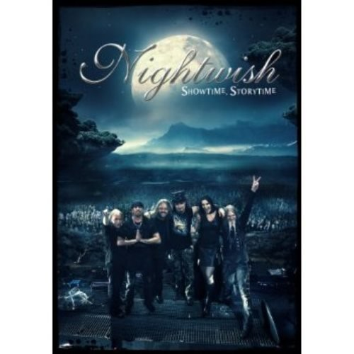 Nightwish - Showtime, storytime (2BRD+2CD)