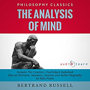 The Analysis of Mind Hörbuch
