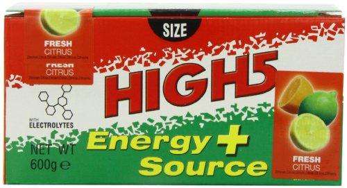 Energy Source Plus Citrus (12x 47g Sachet Pack)