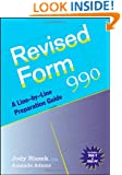 Revised Form 990: A Line-by-Line Preparation Guide