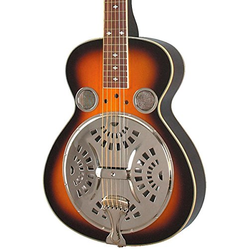 Rogue Classic Spider Resonator Sunburst Squareneck (Spider Resonator Cone compare prices)