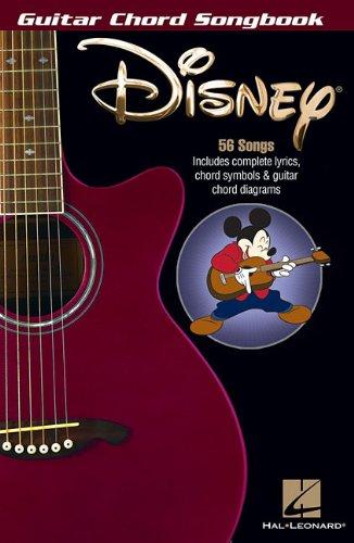 download Disney (Guitar Chord Songbook) [pdf] by Hal Leonard Corp ...