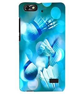 PRINTVISA Sports Badminton Case Cover for Huawei Honor 4C