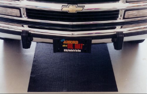 Garage Oil Abzorb Mat For Under Cars Size 3 X 8 Ships