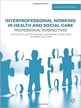 mental health interprofessional working Interprofessional collaboration – medical and healthcare professionals working in conjunction to treat patients – provides benefits for both the patients and the professionals explore six of these benefits and learn how interprofessional collaboration leads to better patient outcomes.