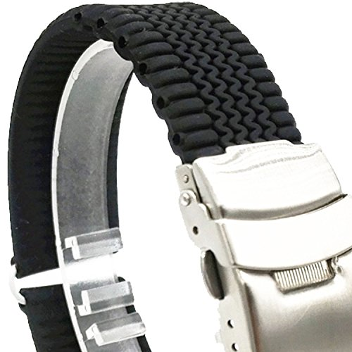 nw-pour-homme-en-silicone-noir-en-caoutchouc-sangle-montre-bande-impermeable-deploiement-fermoir-div
