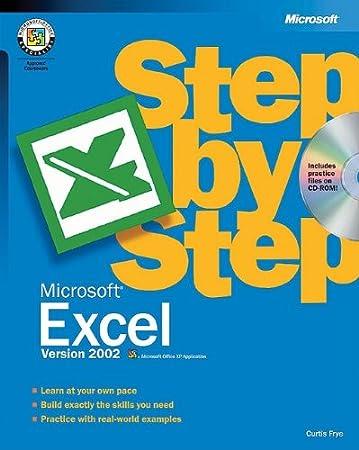 Microsoft Excel Version 2002 Step by Step (Step by Step (Microsoft))