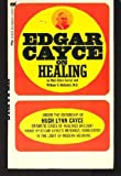 img - for Edgar Cayce on Healing book / textbook / text book
