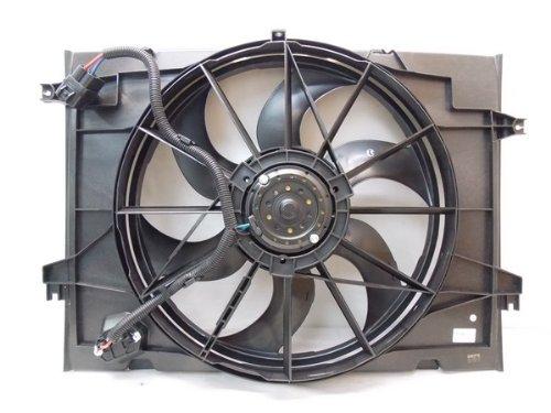 KI3115115 RADIATOR CONDENSER COOLING FAN FOR HYUNDAI KIA FITS TUCSON SPORTAGE (Kia Sportage Cooling Fan compare prices)