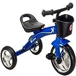 Kiddo Blue 3 Wheeler Smart Design Kid...