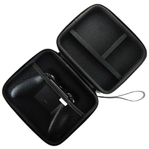 Pandaren® bag airform trasporto sacchetto custodia rigida per controller Xbox One e altri piccoli accessori (nero)
