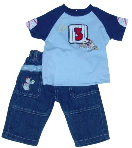 Infant Boys' Baseball Outfit - Buy Infant Boys' Baseball Outfit - Purchase Infant Boys' Baseball Outfit (Duck Duck Goose, Duck Duck Goose Apparel, Duck Duck Goose Toddler Boys Apparel, Apparel, Departments, Kids & Baby, Infants & Toddlers, Boys, Pants)