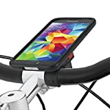 Tigra Sport MountCase Bike Kit with Case Cover and Mount for Samsung Galaxy S5 - Black