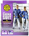 Golds Gym Adult Sauna Suit M/L Fits W…