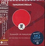Summer in Nagasaki by Tangerine Dream [Music CD]
